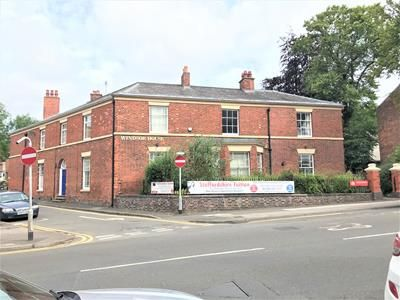 Thumbnail Commercial property for sale in Windsor House King Street, Newcastle-Under-Lyme, Staffs