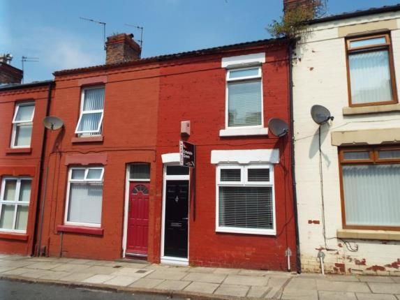 Thumbnail Terraced house for sale in Sapphire Street, Liverpool, Merseyside, England