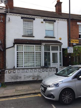 Thumbnail Terraced house to rent in York Road, Brentford