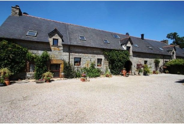 Thumbnail Detached house for sale in 56300 Neulliac, Morbihan, Brittany, France