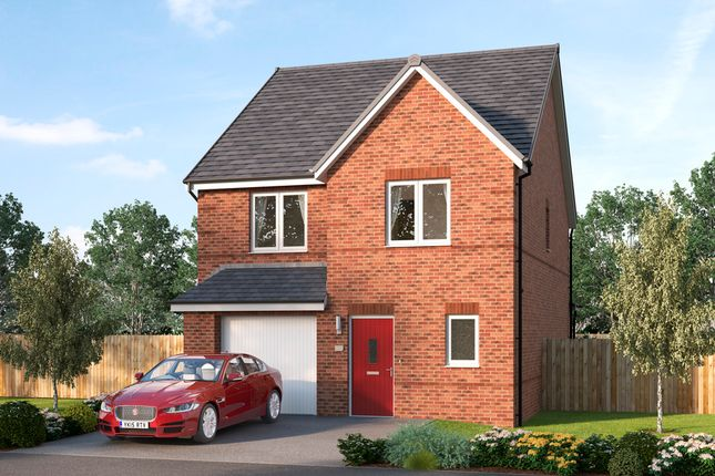 Thumbnail Property for sale in Chilton, Ferryhill