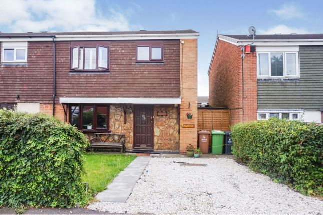 4 bed end terrace house for sale in Poplar Avenue, Bentley, Walsall WS2