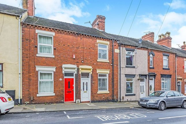 Terraced house to rent in Ruxley Road, Stoke-On-Trent