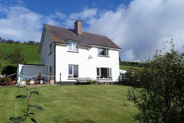 Thumbnail Detached house for sale in Capel Dewi, Aberystwyth, Ceredigion