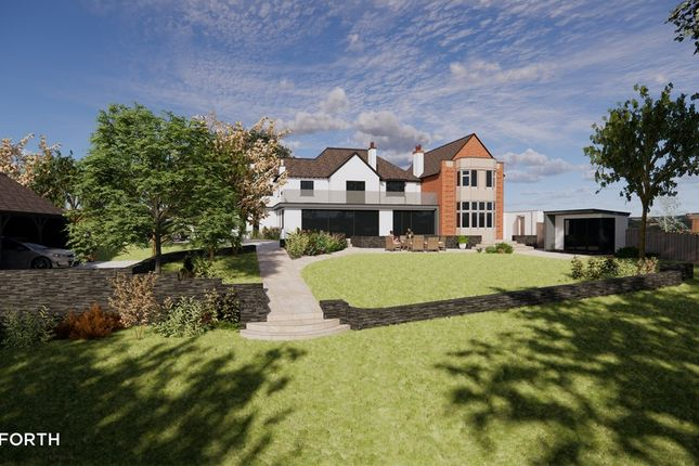 Thumbnail Detached house for sale in Ivydene Close, Leicestershire, Earl Shilton