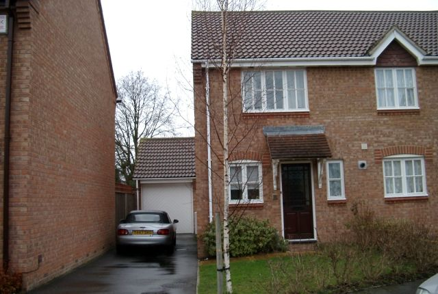Thumbnail Semi-detached house to rent in Doulton Gardens, Lower Parkstone, Poole, Dorset