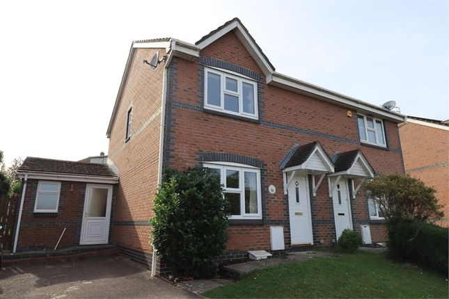 3 bed semi-detached house to rent in St Annes Crescent, Undy, Monmouthshire NP26