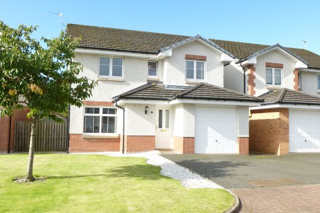 Thumbnail Detached house for sale in Munnoch Way, Plean, Stirling