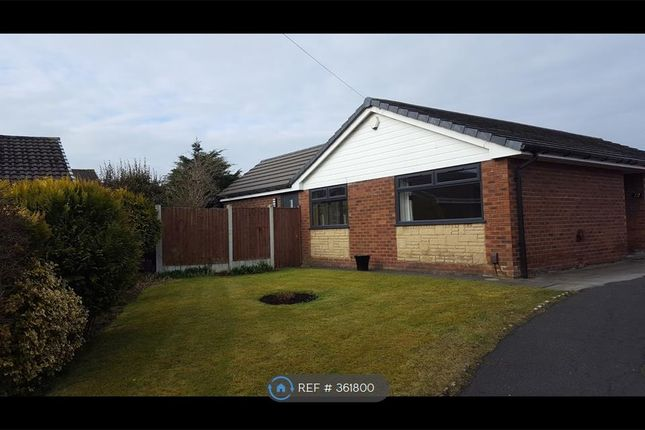 Thumbnail Bungalow to rent in Dalesford Close, Leigh