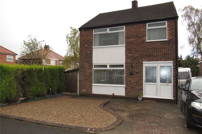 Thumbnail Detached house for sale in Newport Crescent, Mansfield, Nottinghamshire