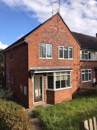 Thumbnail Semi-detached house to rent in Hurst Road, Bearwood, Smethwick