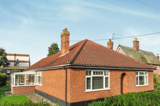 Thumbnail Detached bungalow for sale in The Entry, Diss