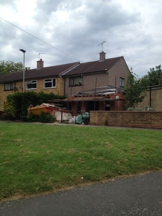 Terraced house for sale in Monmouth Drive, Leicester