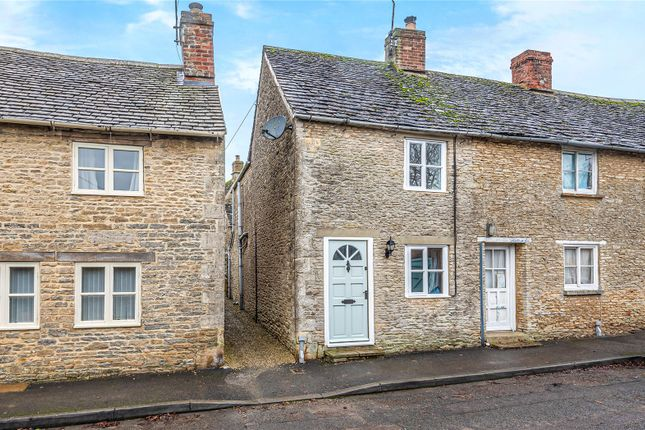 Thumbnail End terrace house to rent in Poulton, Cirencester