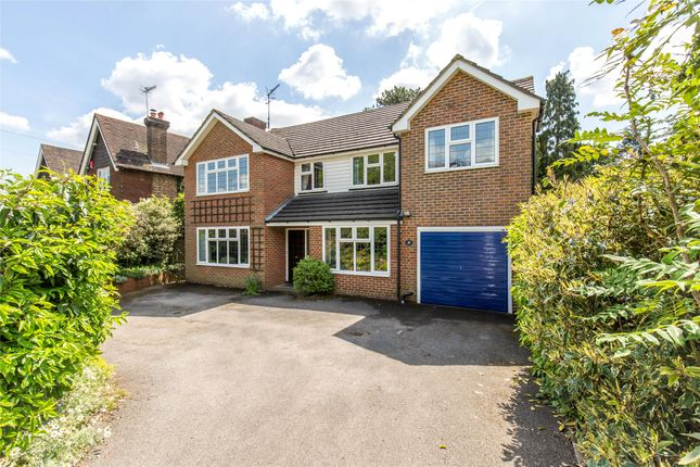 Thumbnail Detached house for sale in Bluehouse Lane, Oxted, Surrey