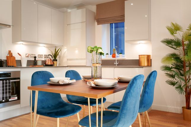 Thumbnail Flat for sale in Mozart Gardens, Acton, London