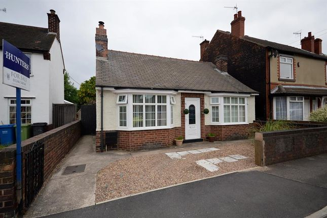 Thumbnail Detached bungalow for sale in Lime Avenue, Staveley, Chesterfield