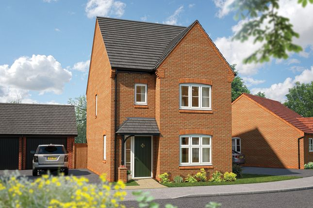 """Thumbnail Detached house for sale in """"The Cypress"""" at Mandale Close, Bishops Itchington, Southam"""
