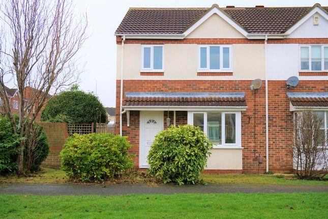 Thumbnail Semi-detached house to rent in Ingleborough Lane, Ingleby Barwick, Stockton-On-Tees