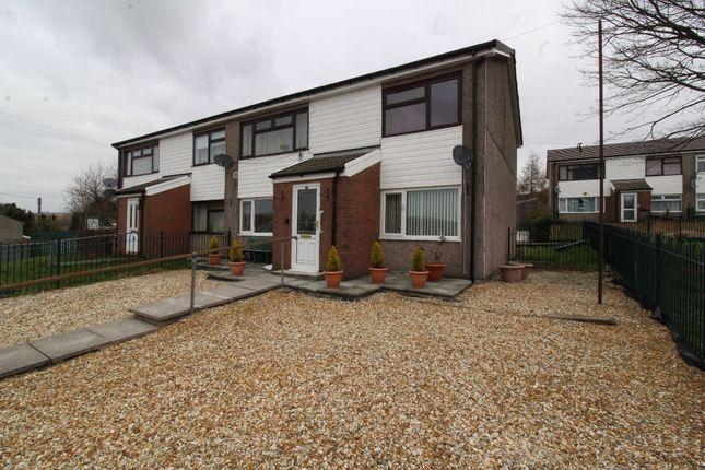 Thumbnail Flat for sale in Hafod-Y-Mynydd, Rhymney, Tredegar