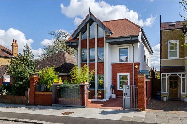 Thumbnail Detached House For Sale In Langham Road Teddington