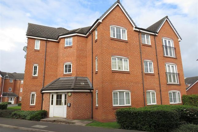 Flat to rent in Felton Close, Stafford