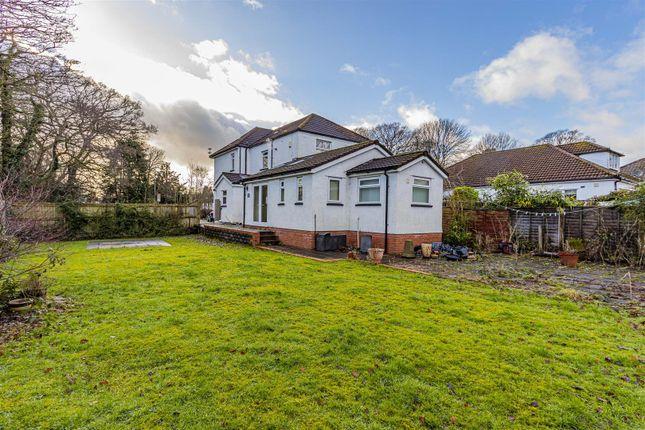Thumbnail Semi-detached house for sale in Llandennis Road, Heath, Cardiff