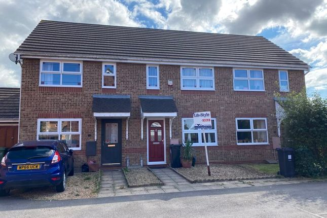 2 bed terraced house to rent in Tarragon Place, Bradley Stoke, Bristol BS32