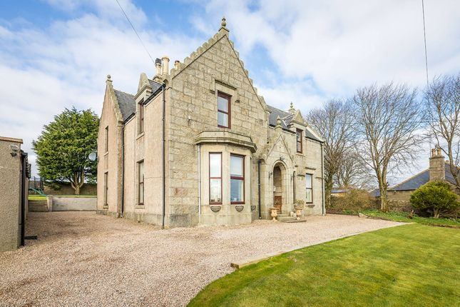 5 bed detached house for sale in High Street, New Pitsligo, Fraserburgh, Aberdeenshire AB43