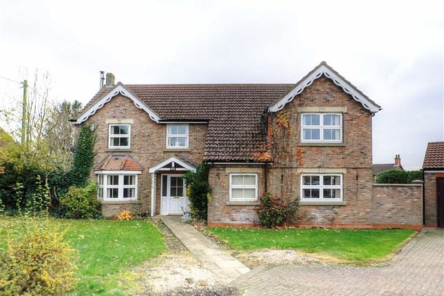 Thumbnail Property for sale in Hurds Farm, Worlaby, Brigg
