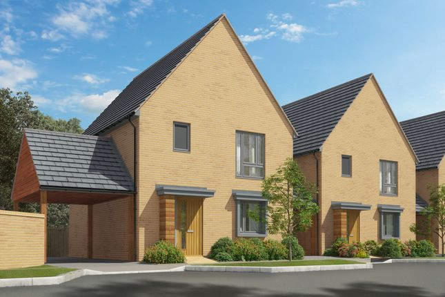 """Thumbnail Link-detached house for sale in """"The Elsworth 2"""" at Heron Road, Northstowe, Cambridge"""