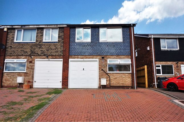 Thumbnail Semi-detached house for sale in Anita Croft, Birmingham