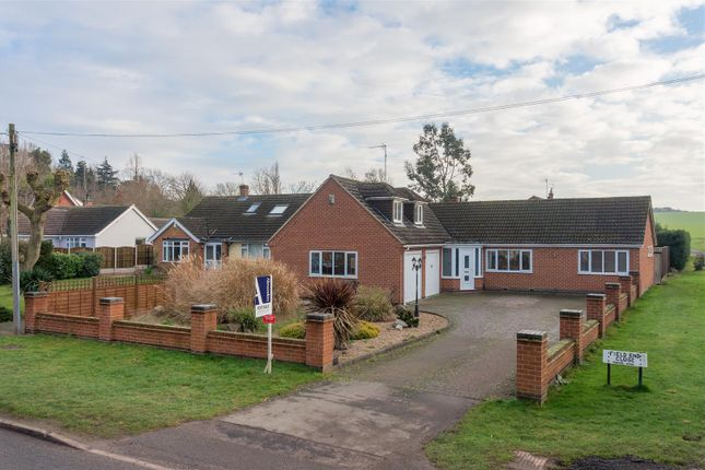 Thumbnail Bungalow for sale in West Leake Road, East Leake, Loughborough