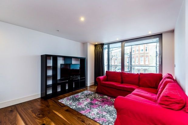 Thumbnail Flat to rent in Rochester Row, Westminster