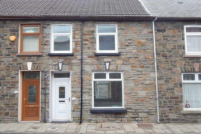 Thumbnail Terraced house for sale in Duffryn Street, Ferndale
