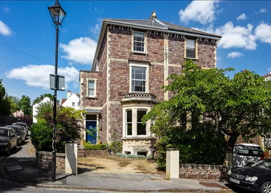 Thumbnail Semi-detached house for sale in Glentworth Road, Clifton, Bristol