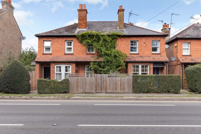 Thumbnail Terraced house for sale in High Street, Ripley, Woking