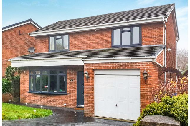 Thumbnail Detached house for sale in Shaftesbury Drive, Heywood
