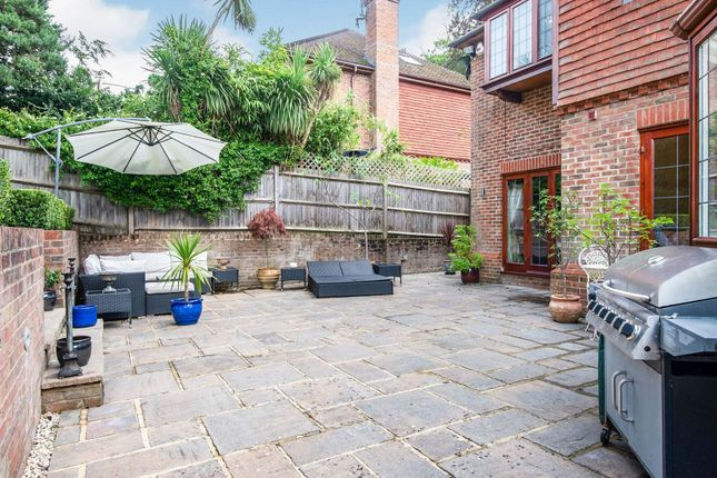 Patio of Highlands Road, Leatherhead KT22