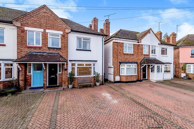 3 bed terraced house for sale in Wilton Road, Hitchin