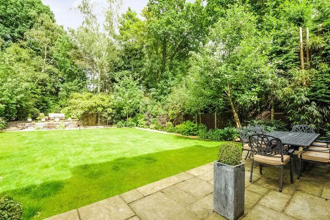 Garden View of Sunningdale, Berkshire SL5