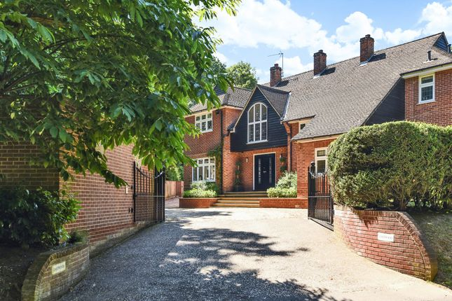 Thumbnail Detached house for sale in Folgate Lane, Costessey, Norwich