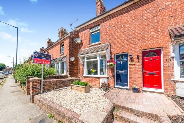 Thumbnail End terrace house to rent in Framfield Road, Uckfield