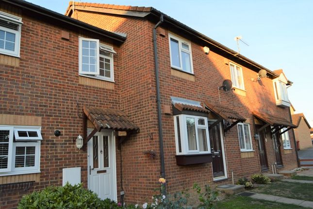 Thumbnail Terraced house to rent in Raleigh Close, Slough, Berkshire.