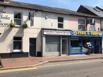 Thumbnail Retail premises for sale in London Road, Hemel Hempstead
