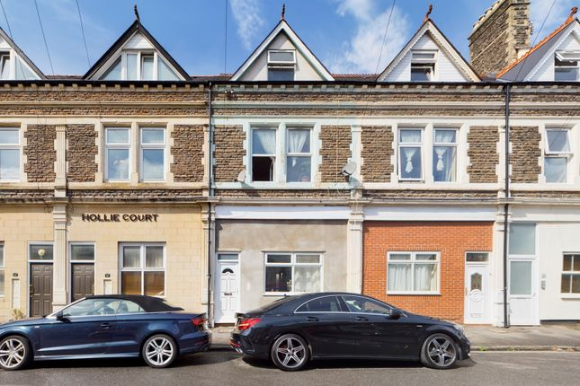 Terraced house for sale in Donald Street, Roath, Cardiff