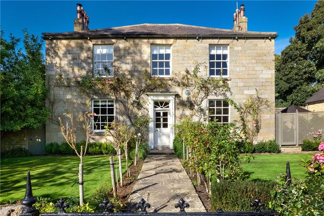 Thumbnail Detached house for sale in Scotton Lodge, Scotton, Near Knaresborough, North Yorkshire