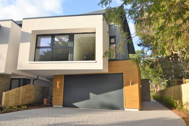Thumbnail Detached house for sale in Nairn Road, Canford Cliffs