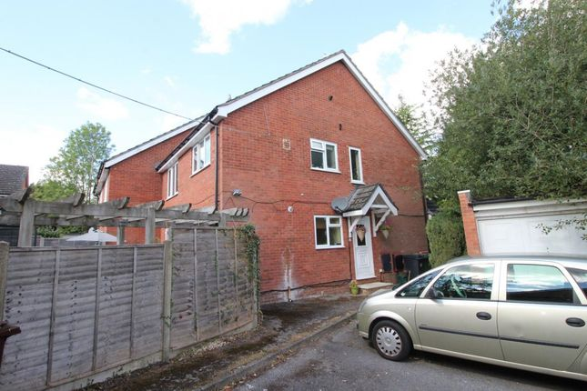 Thumbnail Maisonette for sale in Chilham Close, Frimley