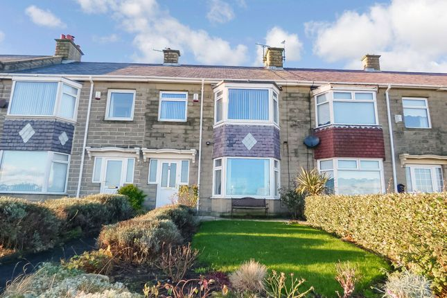 Thumbnail Terraced house for sale in Bay View West, Newbiggin-By-The-Sea